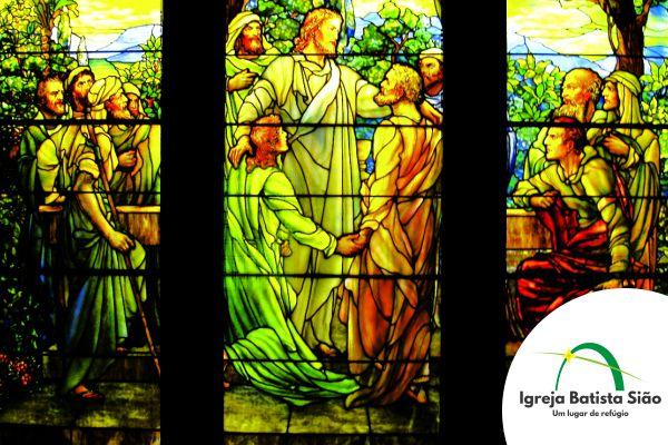 """O Ministério de Música e Arte da Sião traz no mês de abril uma lindo musical com o título """"Mais Que Um Simples Galileu"""". A  encenação cantada relembra a verdade de que Jesus é o Cristo ressurreto e o Filho do Deus Altíssimo! Participe!"""
